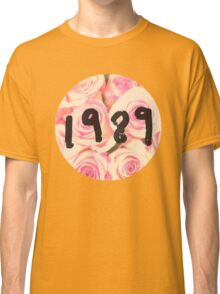 1989 (Floral) Classic T-Shirt