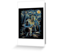 Van Goghstbusters Greeting Card