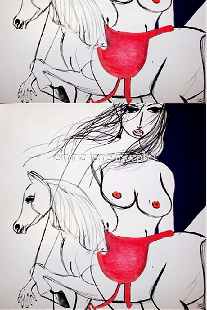 Pony  by emma jane murphy