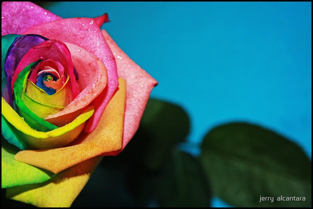 Rainbow by jerry  alcantara