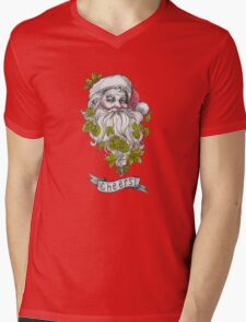 Craft Beer Santa - Cheers! Mens V-Neck T-Shirt