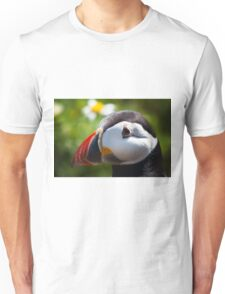 Pembrokeshire puffins Unisex T-Shirt
