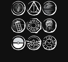 The Nine Symbols Unisex T-Shirt