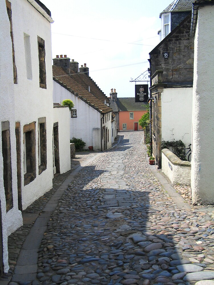 Culcross Scotland Street by John  Simmons