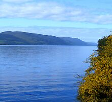 Loch Ness Again by John  Simmons