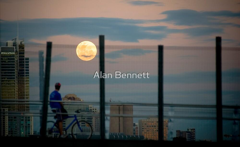 Moon Gazer by Alan Bennett