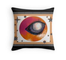 Eye of the Sun Throw Pillow
