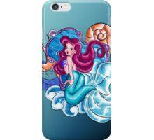 The Mermaid Princess iPhone Case/Skin