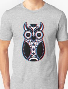 Stereoscopic Sugar Bird Unisex T-Shirt