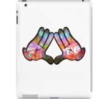 Swag hand iPad Case/Skin