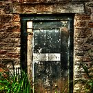 Mill door by PaulHealey