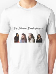 The Petrova Dopplegangers Unisex T-Shirt