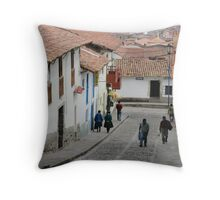 A Tranquil Afternoon Throw Pillow