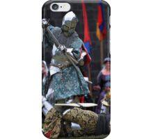 Knight in Battle - Royalty in Attendance iPhone Case/Skin