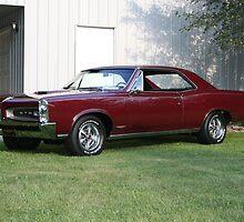 1966 Pontiac GTO by Anthony Pierce