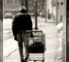 Homeless... by Cheryl Dunning