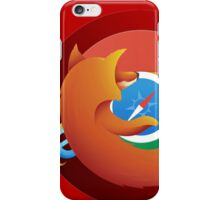 Browser mashup iPhone Case/Skin