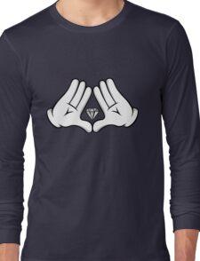 Swag Hand Long Sleeve T-Shirt