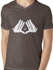 Swag Hand Mens V-Neck T-Shirt