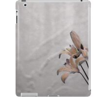 Painted Lilies iPad Case/Skin