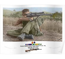 White Feather Sniper (Long Trang)  Poster
