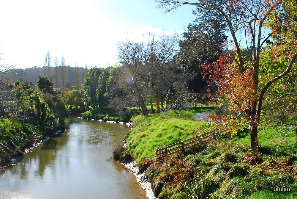 River by timlim