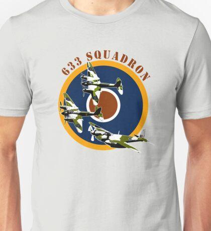 633 Squadron Unisex T-Shirt