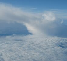 Storm clouds by Petra Sonderegger