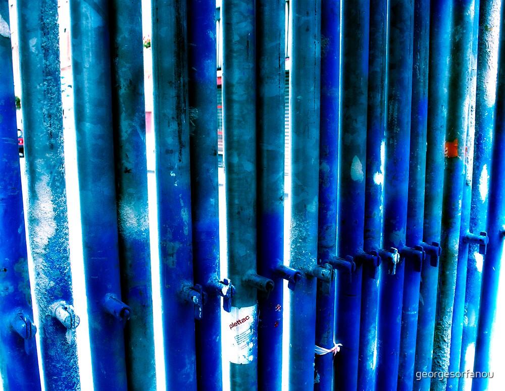 Scaffolding #7 by georgesorfanou