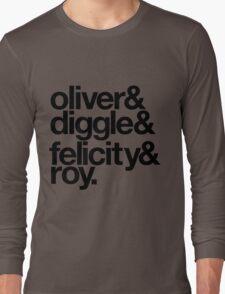 Ollie & Pals Long Sleeve T-Shirt