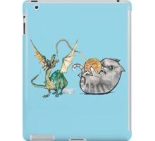 Attack of the Dragon iPad Case/Skin
