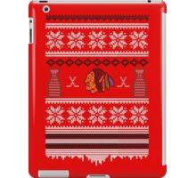 Hawksmas Sweater iPad Case/Skin