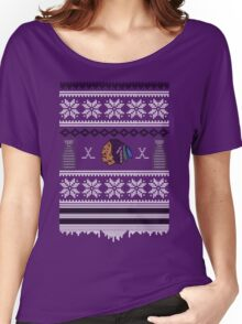 Hawksmas Sweater Women's Relaxed Fit T-Shirt