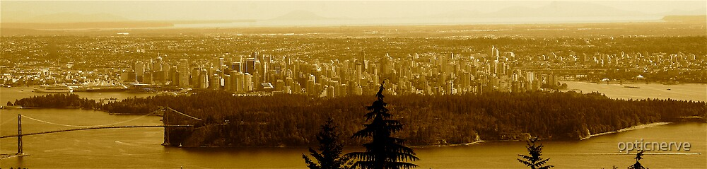 Vancouver by opticnerve