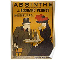 'Absinthe' by Leonetto Cappiello (Reproduction) Poster