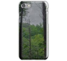 Dark Forest Sky iPhone Case/Skin