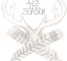 TIS THE SEASON  by Samantha Fitzsimmons