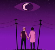 Welcome to Night Vale Sky by Retrophilic