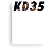 Kevin Durant - OKC - #35 Canvas Print