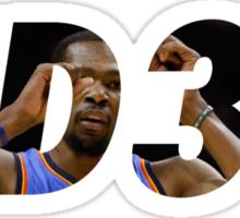 Kevin Durant - OKC - #35 Sticker