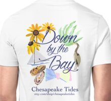 Down by the Bay::Chesapeake Tides Unisex T-Shirt
