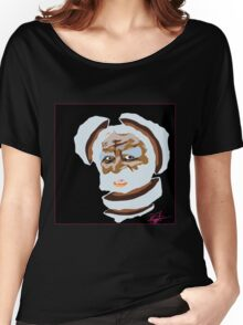 Digital Division (BLK) Women's Relaxed Fit T-Shirt