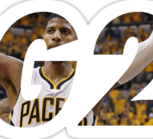 Paul George - PACERS - #24 Sticker