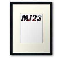 Michael Jordan - BULLS - #23 Framed Print