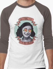 Communist Daughter Men's Baseball ¾ T-Shirt