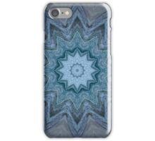 Blue Crystal Star iPhone Case/Skin