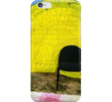 Someone's Seat iPhone Case/Skin