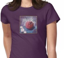 Spring Apple Womens Fitted T-Shirt