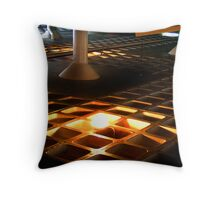 Sector 37 Alert Throw Pillow