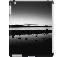 Stillness at dusk iPad Case/Skin